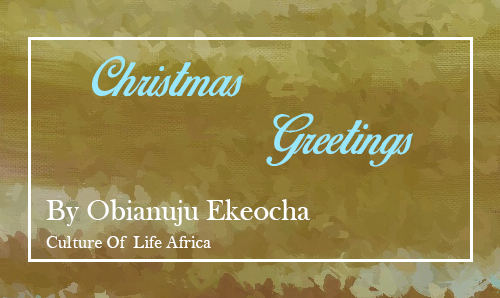 Christmas greetings culture of life africa culture of life africa christmas greetings m4hsunfo